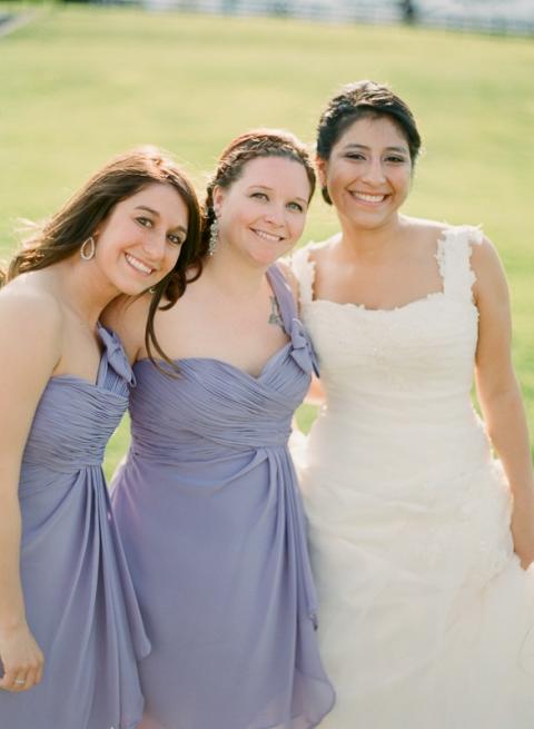 Marriott Ranch Bridal Party