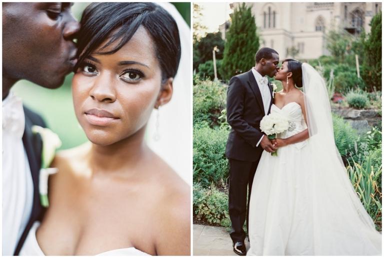 National Cathedral Wedding, Washington DC