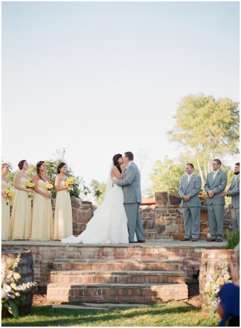 Virginia Winery Wedding