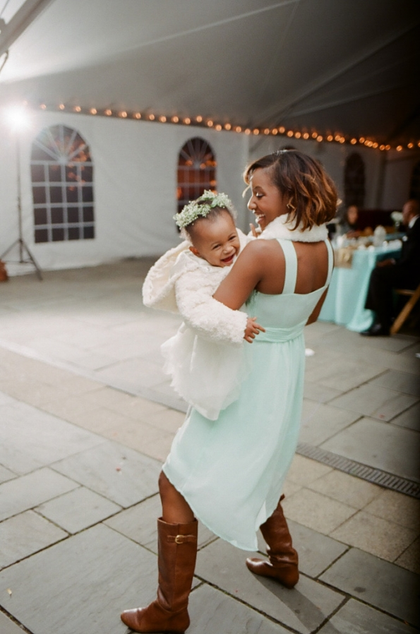 Wedding Reception Photos On Film